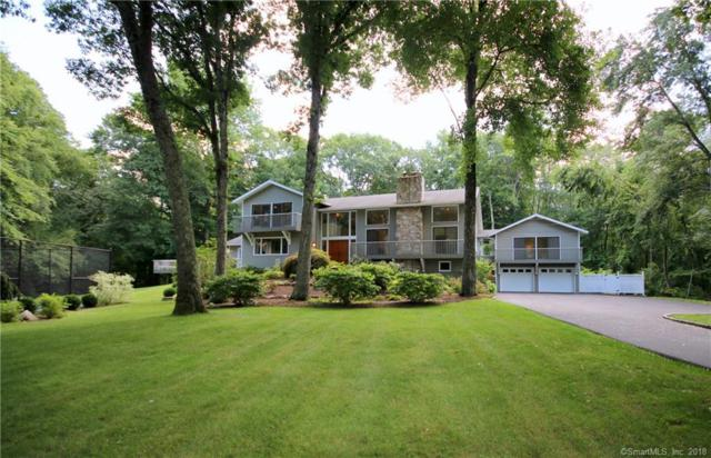 335 Georgetown Road, Weston, CT 06883 (MLS #170101361) :: Carbutti & Co Realtors