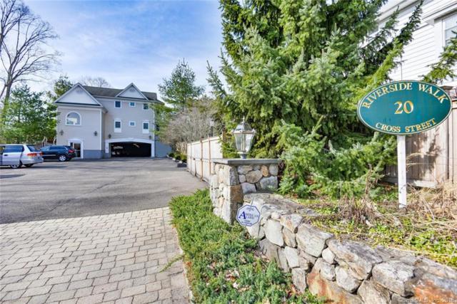 20 Cross Street #6, Westport, CT 06880 (MLS #170101769) :: Carbutti & Co Realtors