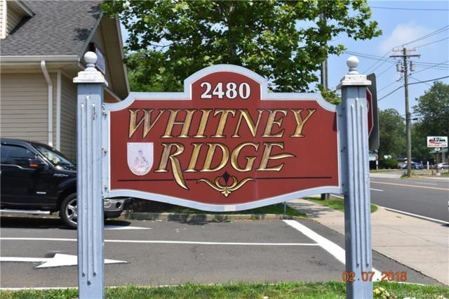 2480 Whitney Avenue #2, Hamden, CT 06518 (MLS #170102205) :: Carbutti & Co Realtors