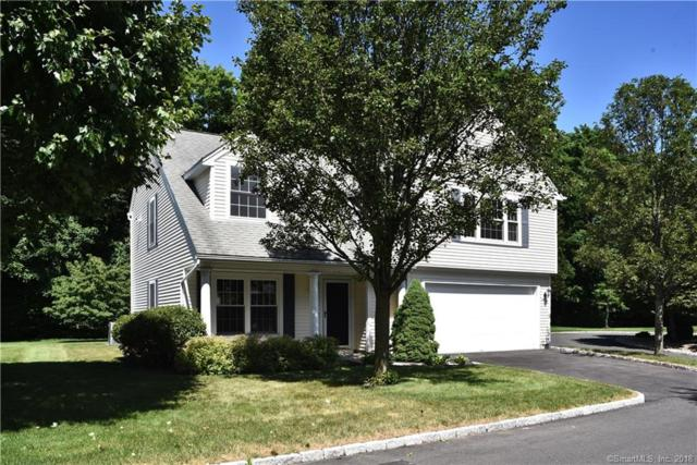 38 Village Court #38, Wilton, CT 06897 (MLS #170102390) :: The Higgins Group - The CT Home Finder