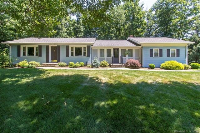 42 Woodhaven Drive, Avon, CT 06001 (MLS #170102687) :: Hergenrother Realty Group Connecticut
