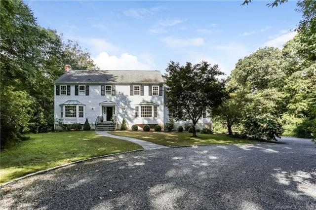 280 Cheesespring Road, Wilton, CT 06897 (MLS #170103334) :: The Higgins Group - The CT Home Finder