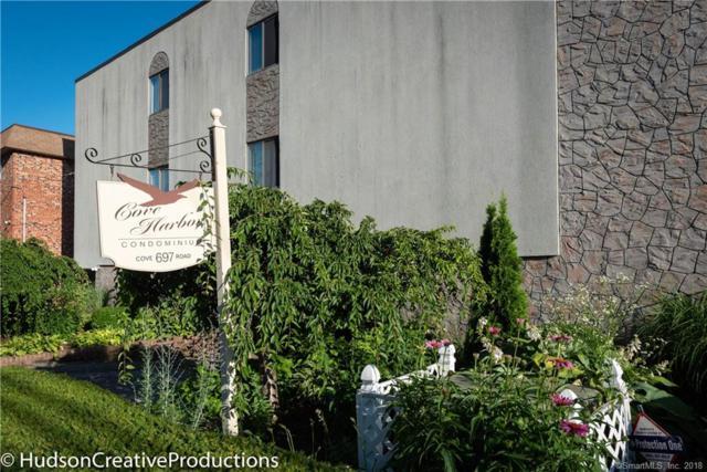 697 Cove Road 1F, Stamford, CT 06902 (MLS #170103497) :: Carbutti & Co Realtors
