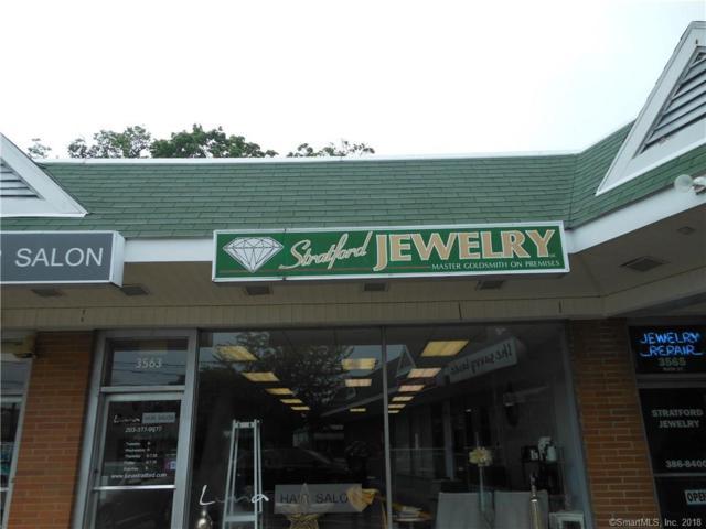 3565 Main Street, Stratford, CT 06614 (MLS #170103600) :: Carbutti & Co Realtors