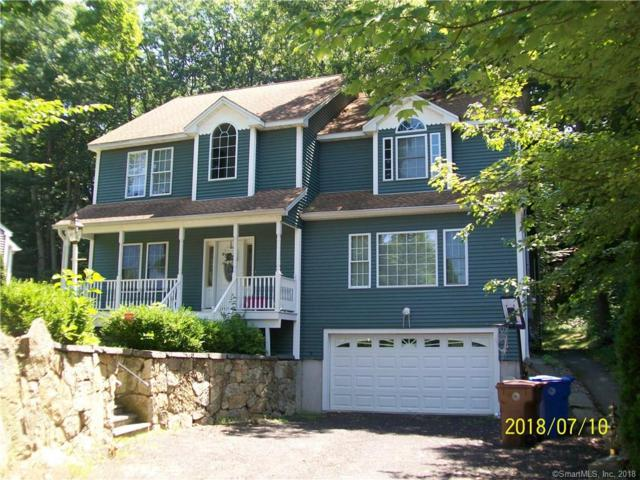 170 Kneen Street, Shelton, CT 06484 (MLS #170103659) :: Stephanie Ellison