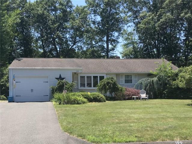 122 Dogwood Lane, South Windsor, CT 06074 (MLS #170103812) :: Hergenrother Realty Group Connecticut