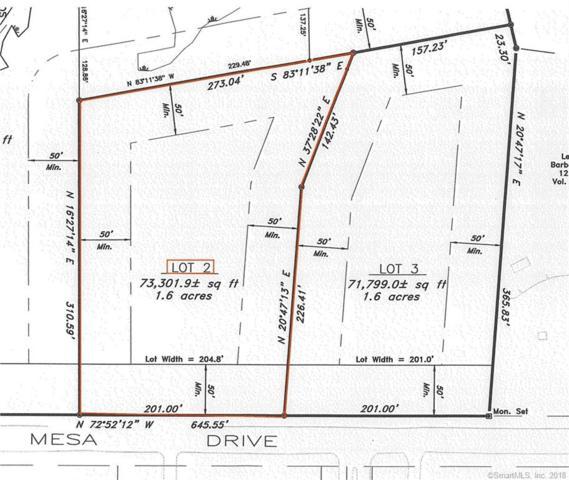 46/Lot 2 Mesa Drive, Bethany, CT 06524 (MLS #170103981) :: Stephanie Ellison