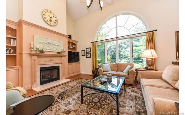 1 Saddle Crossing #1, Avon, CT 06001 (MLS #170104312) :: Hergenrother Realty Group Connecticut