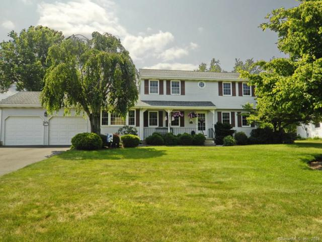 17 Stephanie Lane, South Windsor, CT 06074 (MLS #170104481) :: Hergenrother Realty Group Connecticut