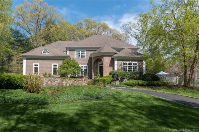 16 Circle Road, Darien, CT 06820 (MLS #170104637) :: The Higgins Group - The CT Home Finder