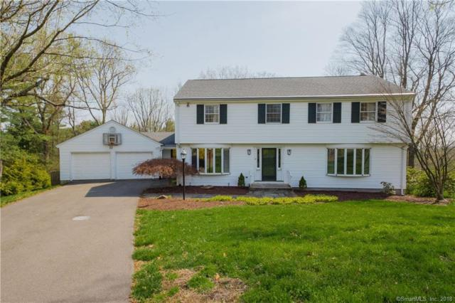 12 Northcliff Drive, West Hartford, CT 06117 (MLS #170104875) :: Hergenrother Realty Group Connecticut