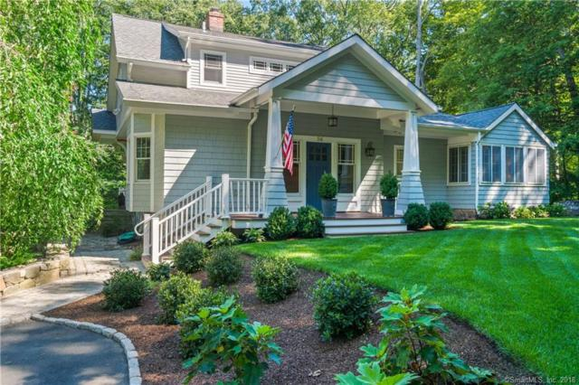 56 Old Kings Highway, Wilton, CT 06897 (MLS #170104894) :: Carbutti & Co Realtors