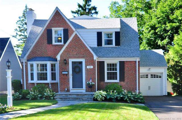 52 Hilltop Drive, West Hartford, CT 06107 (MLS #170104939) :: Hergenrother Realty Group Connecticut