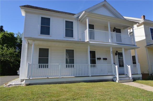 45 Village Street, Vernon, CT 06066 (MLS #170105108) :: Carbutti & Co Realtors