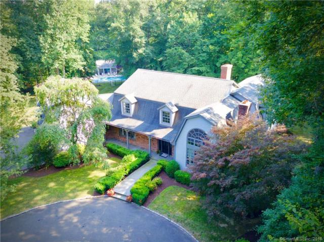 199 Hawks Hill Road, New Canaan, CT 06840 (MLS #170105294) :: The Higgins Group - The CT Home Finder