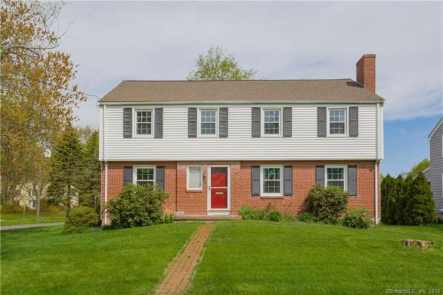 42 Chapman Road, West Hartford, CT 06107 (MLS #170105300) :: Hergenrother Realty Group Connecticut