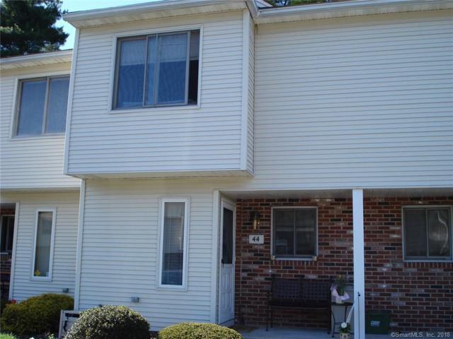 410 Emmett Street #44, Bristol, CT 06010 (MLS #170105451) :: Hergenrother Realty Group Connecticut