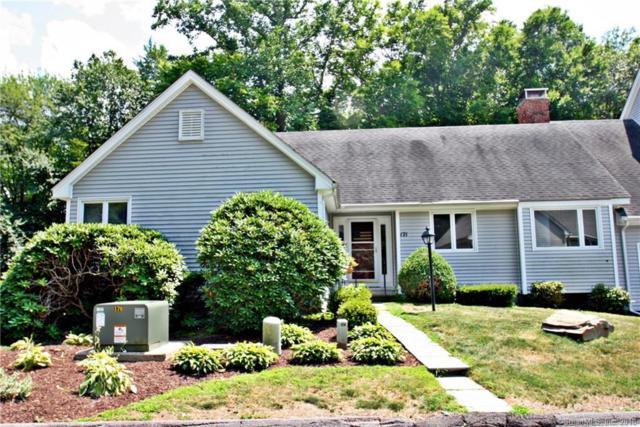 121 Hunters Creek #121, Shelton, CT 06484 (MLS #170105454) :: Stephanie Ellison