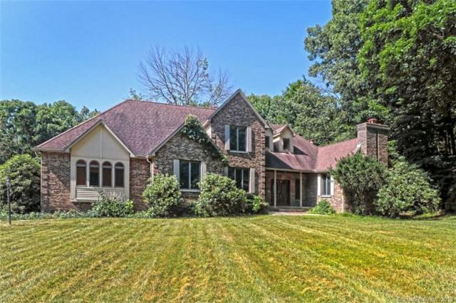 2 Old Country Road, Woodbridge, CT 06525 (MLS #170105542) :: Carbutti & Co Realtors