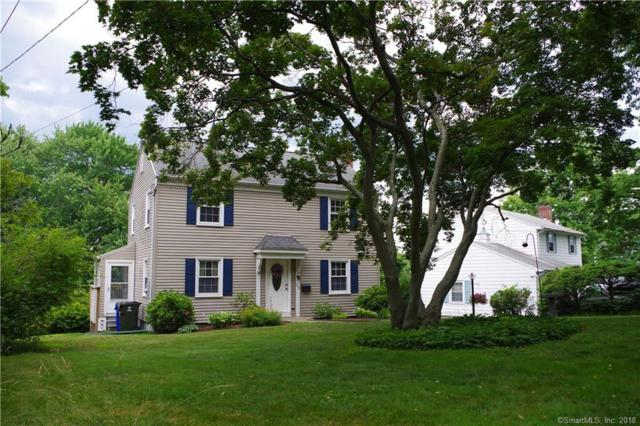 348 Ridgewood Road, West Hartford, CT 06107 (MLS #170105627) :: Hergenrother Realty Group Connecticut