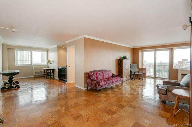 100 York Street 16-N, New Haven, CT 06511 (MLS #170105740) :: Carbutti & Co Realtors