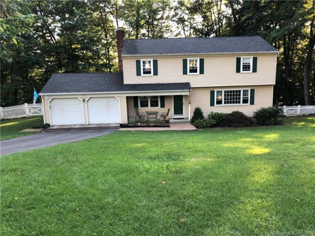 19 Hearthstone Drive, Bethel, CT 06801 (MLS #170105889) :: The Higgins Group - The CT Home Finder
