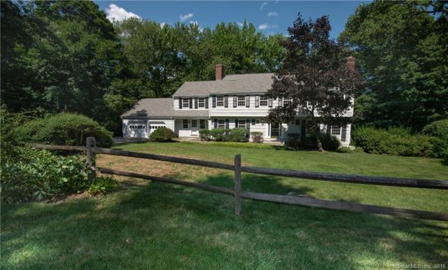 7 Settlers Trail, Darien, CT 06820 (MLS #170105967) :: The Higgins Group - The CT Home Finder