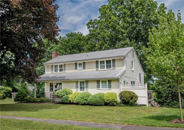 33 Village Drive, New Canaan, CT 06840 (MLS #170106022) :: The Higgins Group - The CT Home Finder