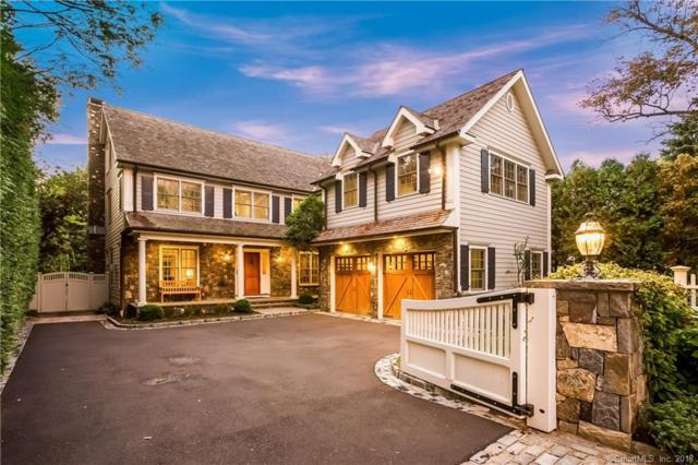 93 Mansfield Avenue, Darien, CT 06820 (MLS #170106229) :: The Higgins Group - The CT Home Finder