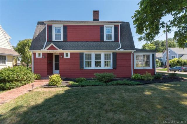 283 Old Spring Road, Fairfield, CT 06824 (MLS #170106272) :: Carbutti & Co Realtors