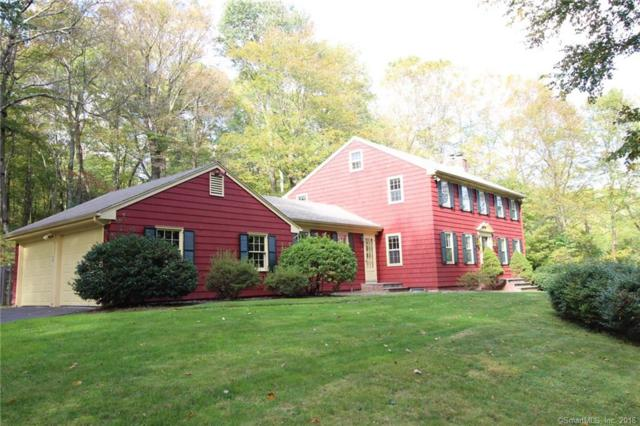 68 N Humiston Drive, Bethany, CT 06524 (MLS #170106474) :: Stephanie Ellison