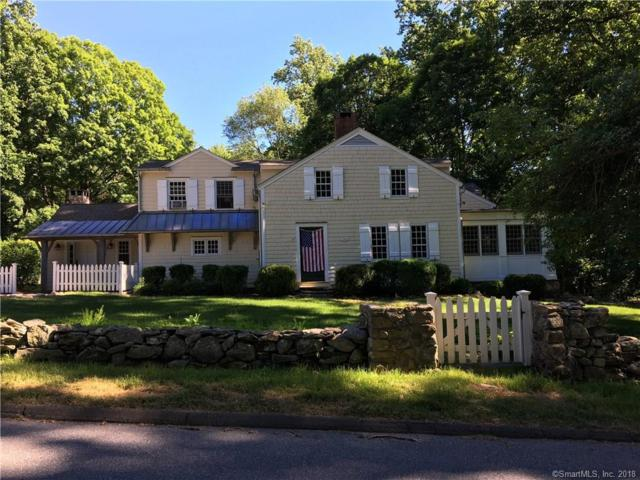 75 Honey Hill Road, Wilton, CT 06897 (MLS #170106525) :: The Higgins Group - The CT Home Finder
