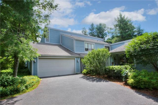 122 Harvest Commons #122, Westport, CT 06880 (MLS #170106706) :: The Higgins Group - The CT Home Finder