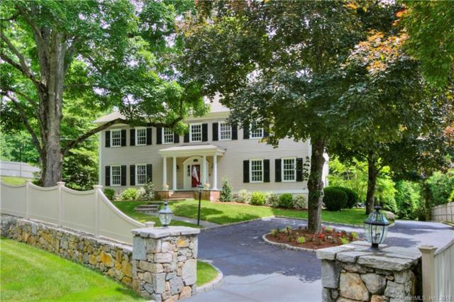 27 Brushy Ridge Road, New Canaan, CT 06840 (MLS #170106720) :: The Higgins Group - The CT Home Finder