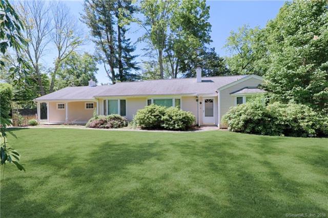 1 Woods Grove Road, Westport, CT 06880 (MLS #170106893) :: Carbutti & Co Realtors