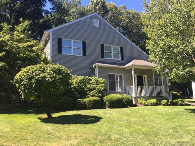 24 Wilton Hunt Road #24, Wilton, CT 06897 (MLS #170106963) :: The Higgins Group - The CT Home Finder