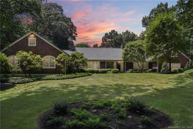 75 Louises Lane, New Canaan, CT 06840 (MLS #170107170) :: The Higgins Group - The CT Home Finder
