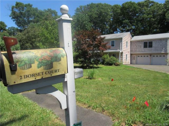 2 Dorset Court, Norwalk, CT 06851 (MLS #170107349) :: The Higgins Group - The CT Home Finder