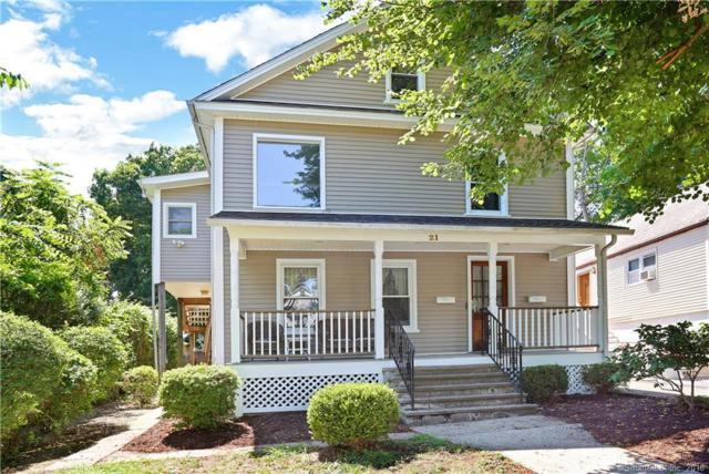 21 Aiken Street, Norwalk, CT 06851 (MLS #170107473) :: The Higgins Group - The CT Home Finder