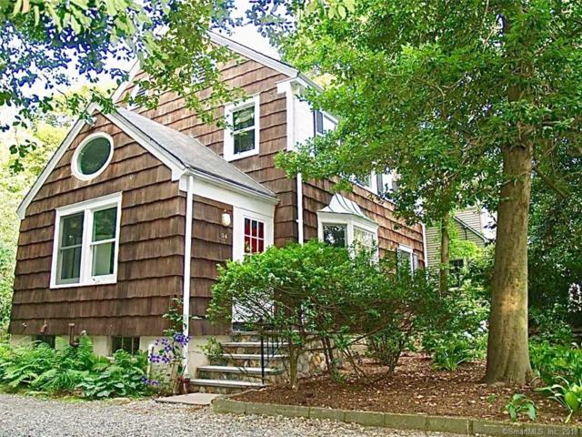 34 Fitch Avenue, Darien, CT 06820 (MLS #170107782) :: The Higgins Group - The CT Home Finder