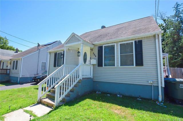 226 Granfield Avenue, Bridgeport, CT 06610 (MLS #170107791) :: The Higgins Group - The CT Home Finder