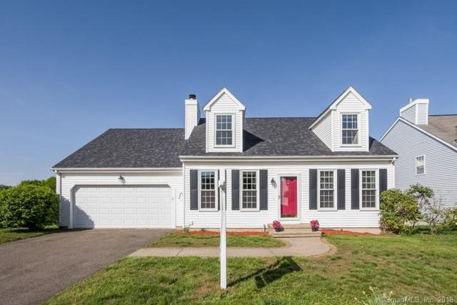 64 Morning Glory Drive, Middletown, CT 06457 (MLS #170108053) :: The Higgins Group - The CT Home Finder
