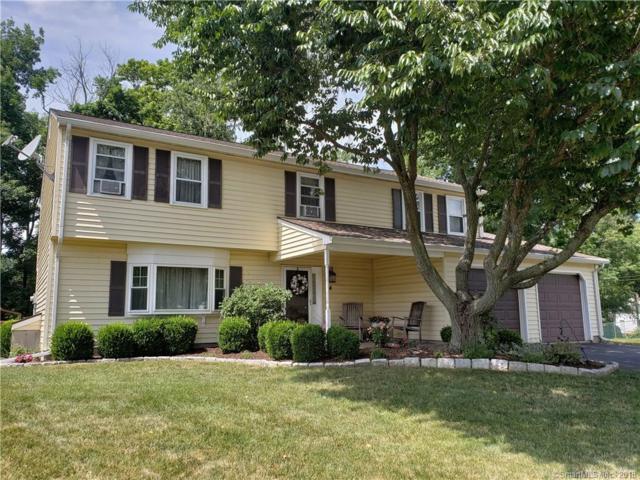 84 Dogleg Drive, Meriden, CT 06450 (MLS #170108074) :: The Higgins Group - The CT Home Finder