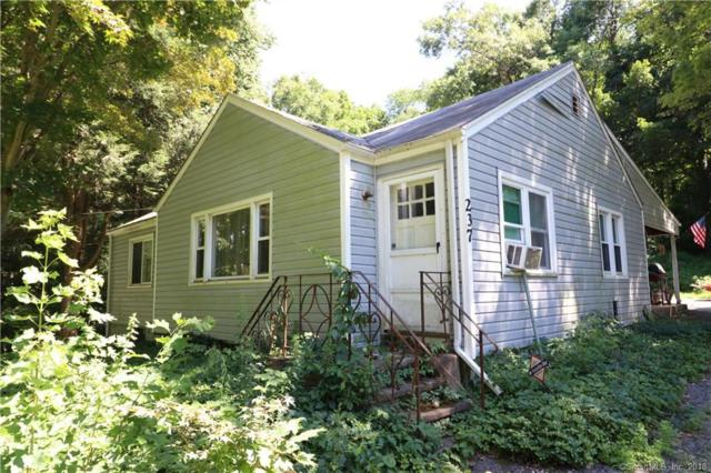 237 Cottage Street, Monroe, CT 06468 (MLS #170108100) :: The Higgins Group - The CT Home Finder