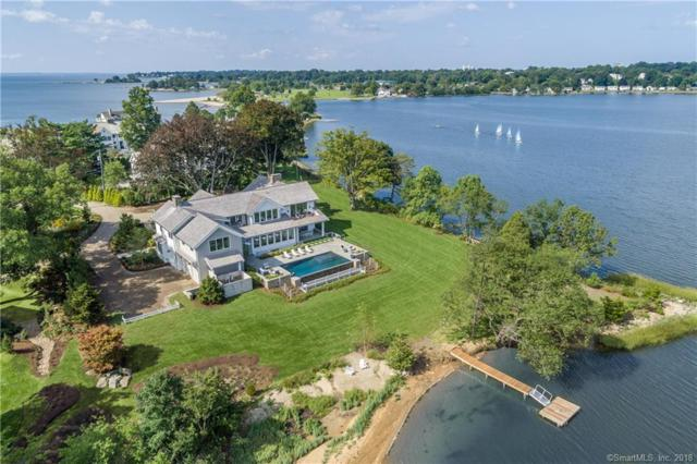 21 Brush Island Road, Darien, CT 06820 (MLS #170110848) :: Hergenrother Realty Group Connecticut