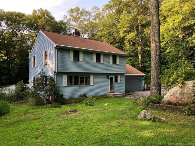 185 Shoddy Mill Road, Andover, CT 06232 (MLS #170111307) :: The Zubretsky Team