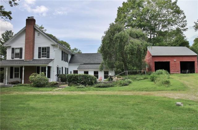 96 Mount Hope Road, Mansfield, CT 06250 (MLS #170111354) :: Carbutti & Co Realtors