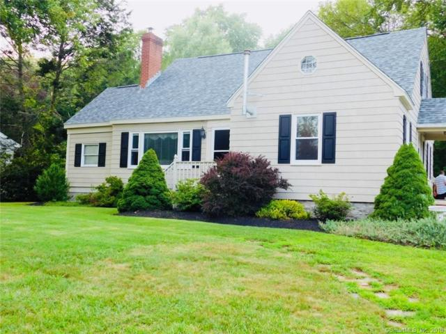 28 Red Bridge Road, Thompson, CT 06255 (MLS #170111915) :: Anytime Realty