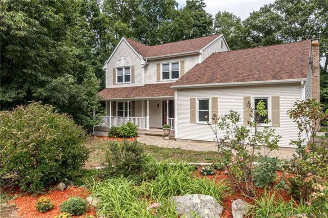 33 Jenny Cliff, Manchester, CT 06040 (MLS #170112330) :: Hergenrother Realty Group Connecticut