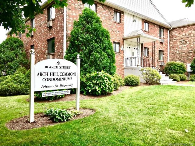 10 Arch Street A2, Norwalk, CT 06850 (MLS #170113203) :: Stephanie Ellison